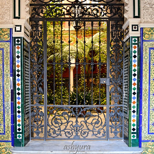 Seville - Traditional Entryway
