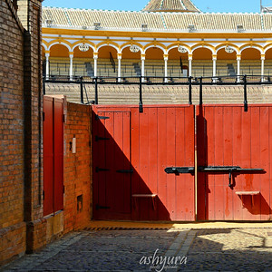 Seville - Entryway to the Ring