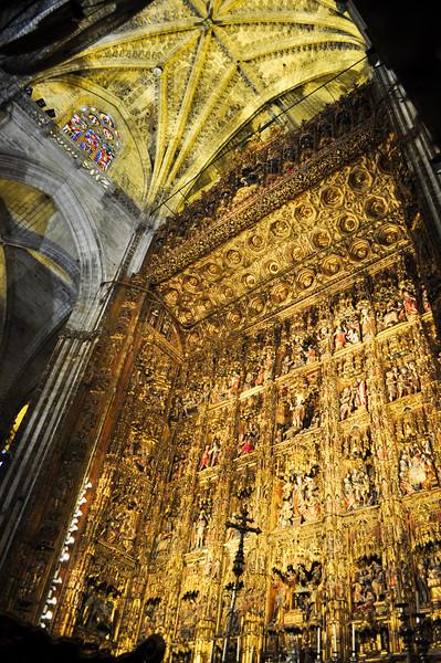 June 23- Cathedral de Sevilla