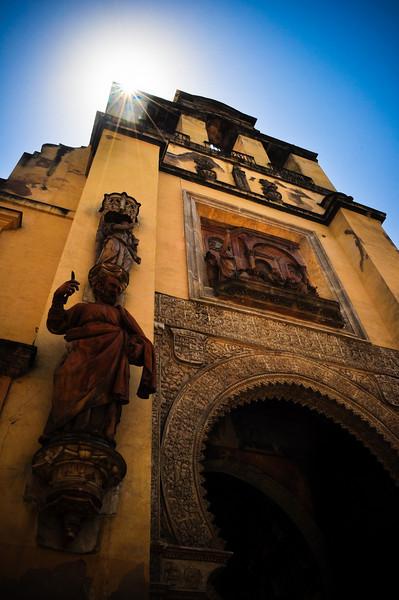 Cathedral de Sevilla, Spain.