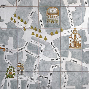 Seville - The Map