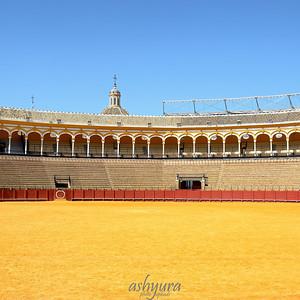 Seville - Bull ring