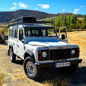 Sierra Nevada - Our Jeep
