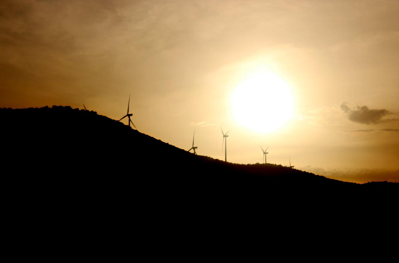 Don Quixote's Windmills
