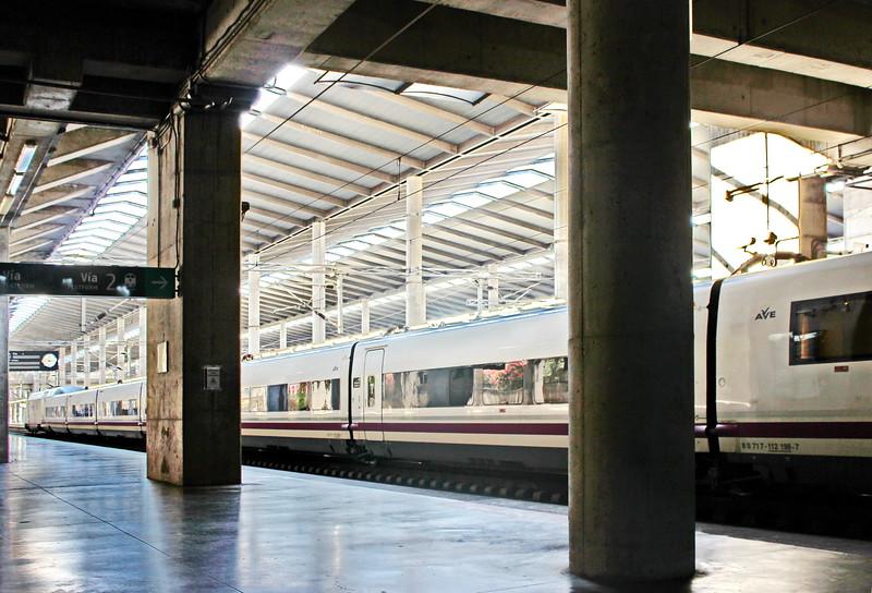 Cordoba Train Station