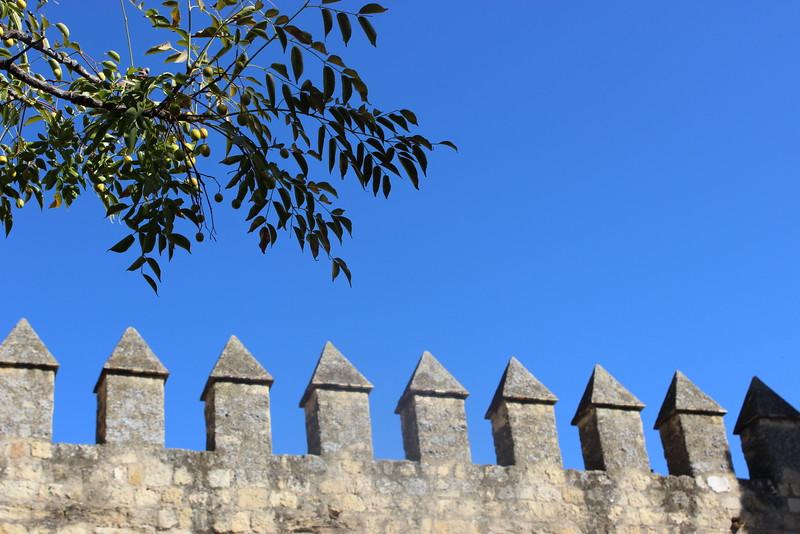 Top of the city Walls