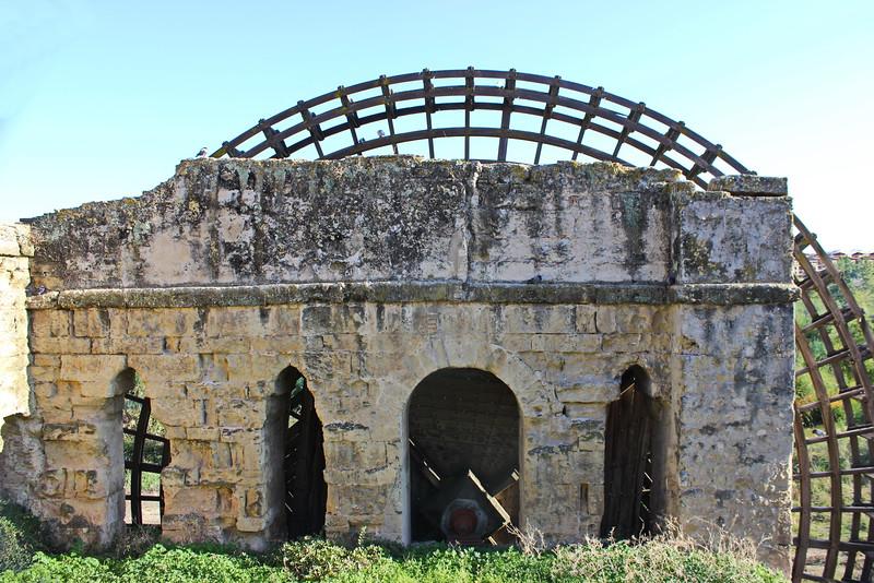 Water Wheel, Roman Bridge, Guadalquivir River