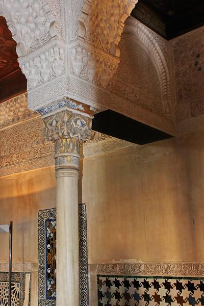 Mosaics and Pillar