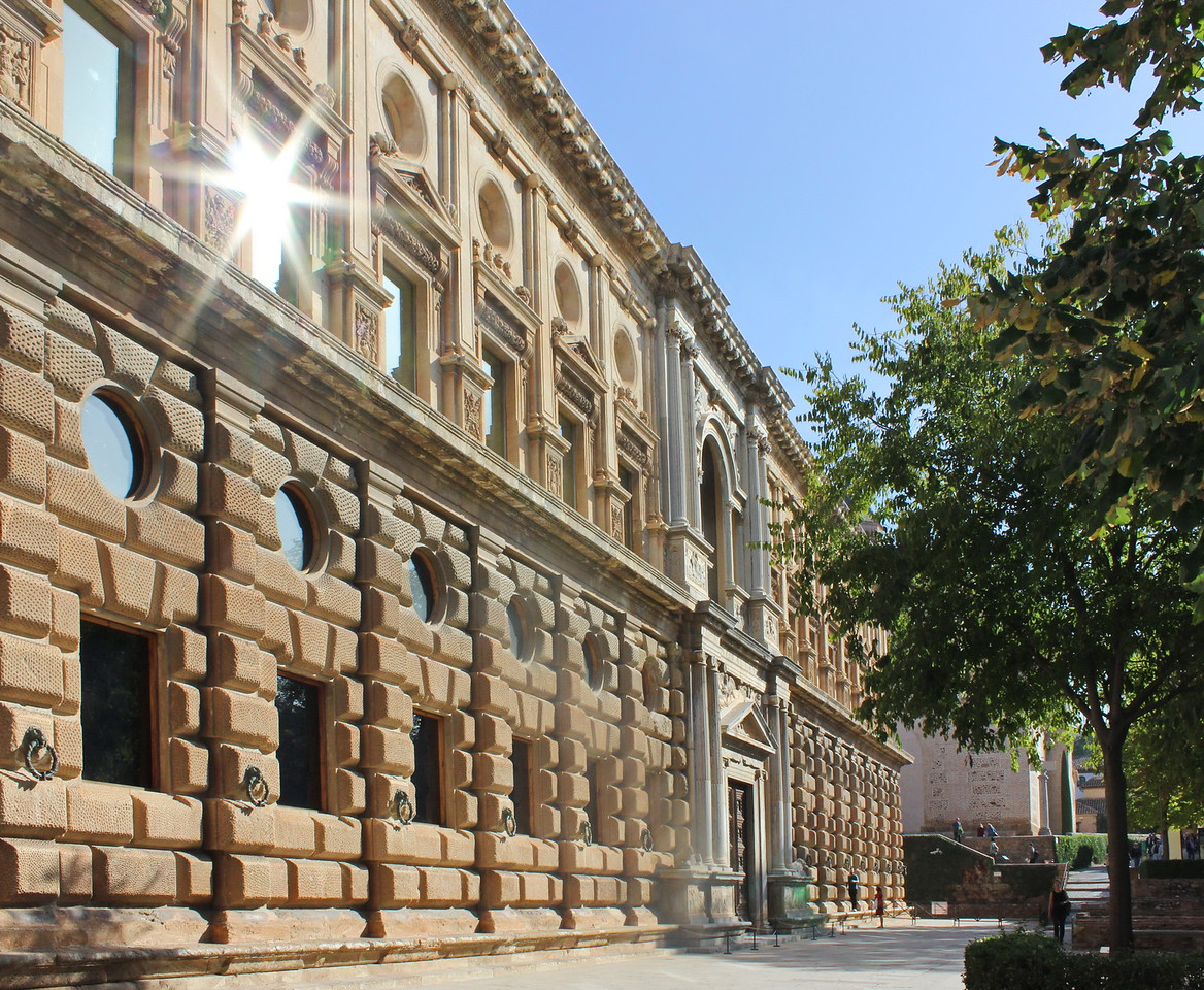 Palace of Charles V