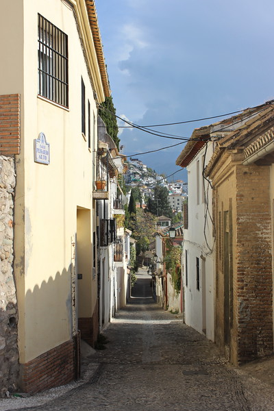 Calle Plegadero Alto
