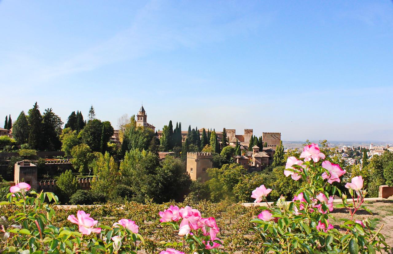 Alhambra and Granada