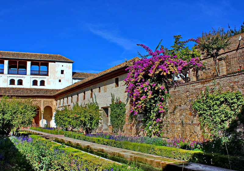 Alhambra and Generalife Gardens