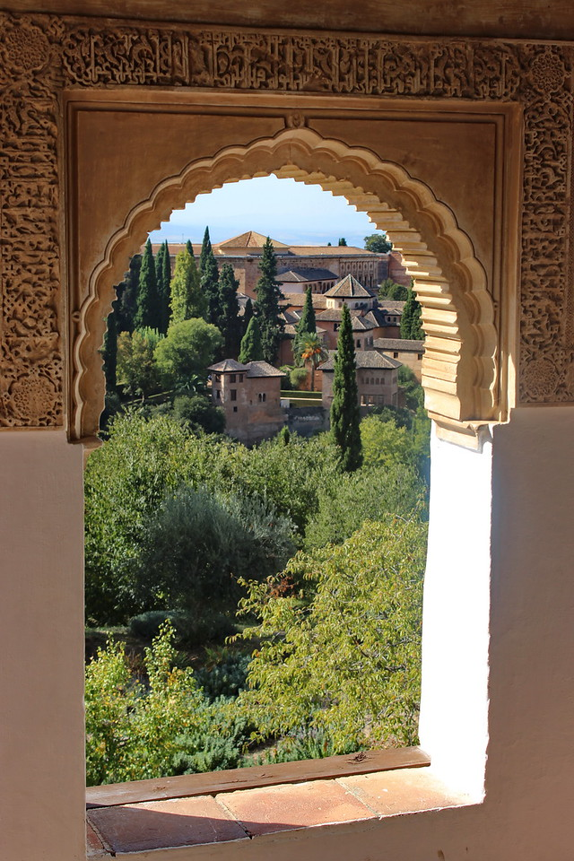 Window View of the Alhambra