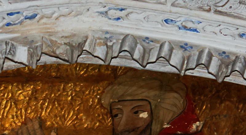 Vault Paintings on Leather