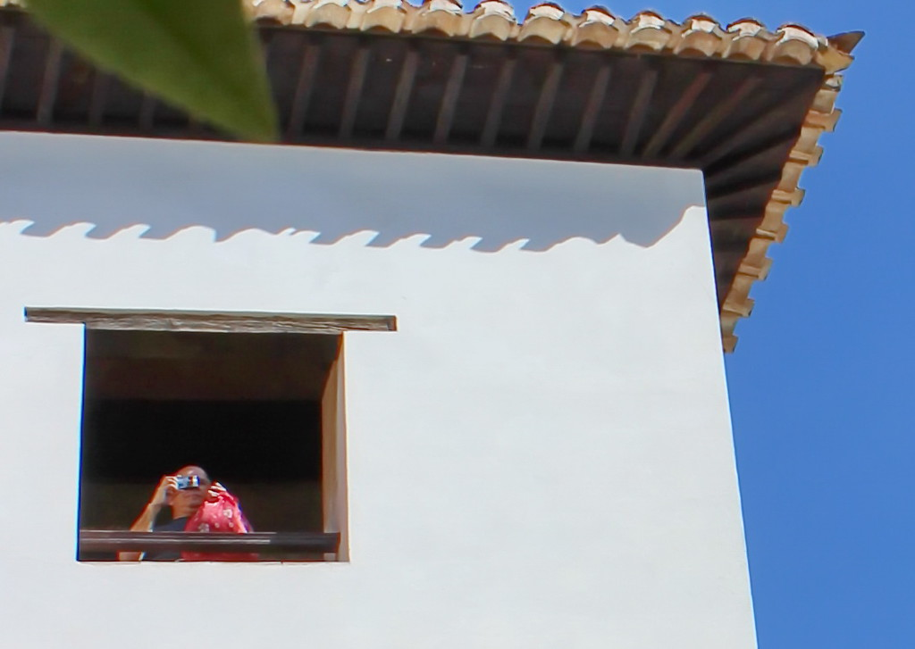 Alhambra Tourist