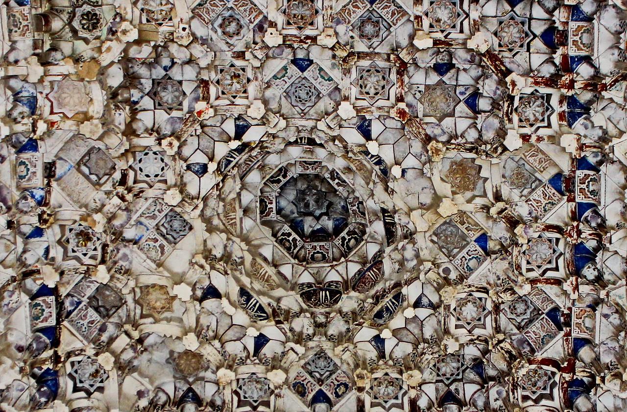 Moorish Ceiling Decoration