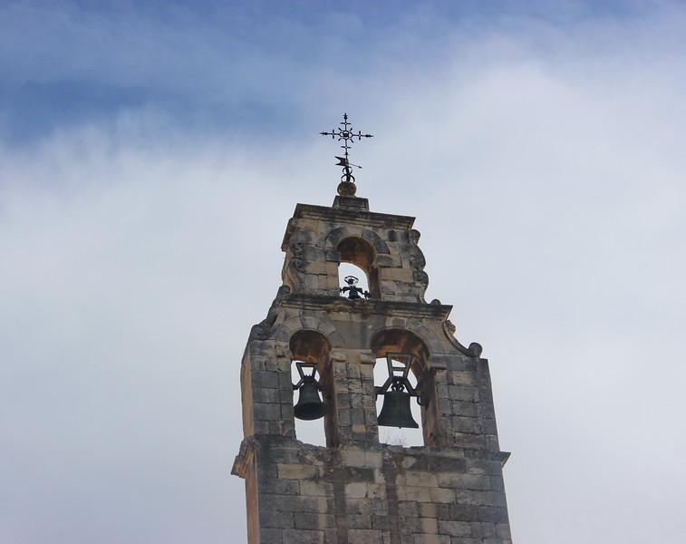 Iglesia de Santo Domingo Bell Tower