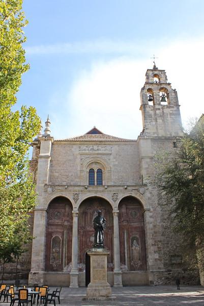 Fray Luis de Granada Statue