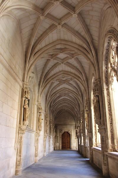 Cloister of the Monastery of San Juan de los Reyes
