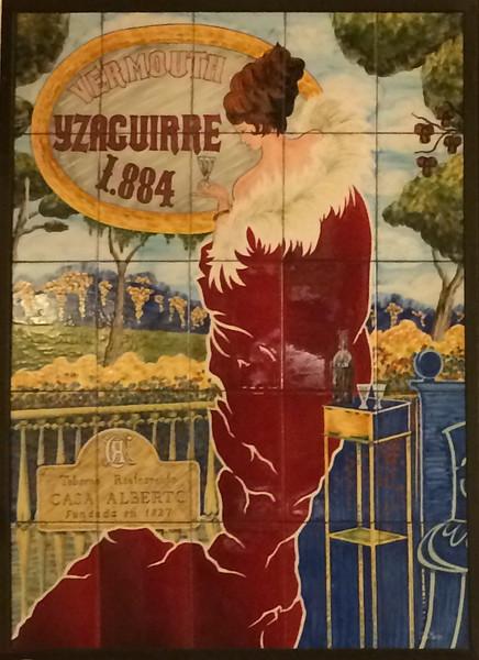 Casa Alberto Taberna Poster
