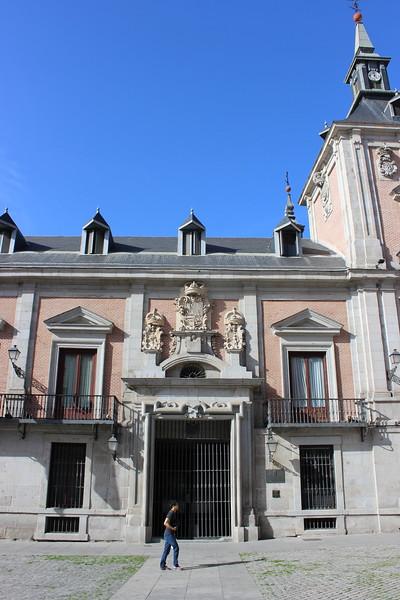 Ayuntamiento Entrance