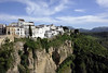 Ronda, Fri 2 May 2014 3.  Looking south east along the cliffs.