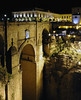 Ronda, Fri 2 May 2014 4.  Looking north west to the 18th century New Bridge over the El Tajo gorge.