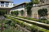 Water garden, Generalife, Granada, Mon 5 May 2014