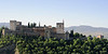 Alhambra, Granada, Mon 5 May 2014 2.  A closer look at the Alcazaba fortress, built in the 13th century.