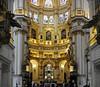 Granada cathedral, Sun 4 May 2014.  High altar.