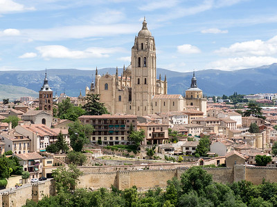 Spain - Segovia