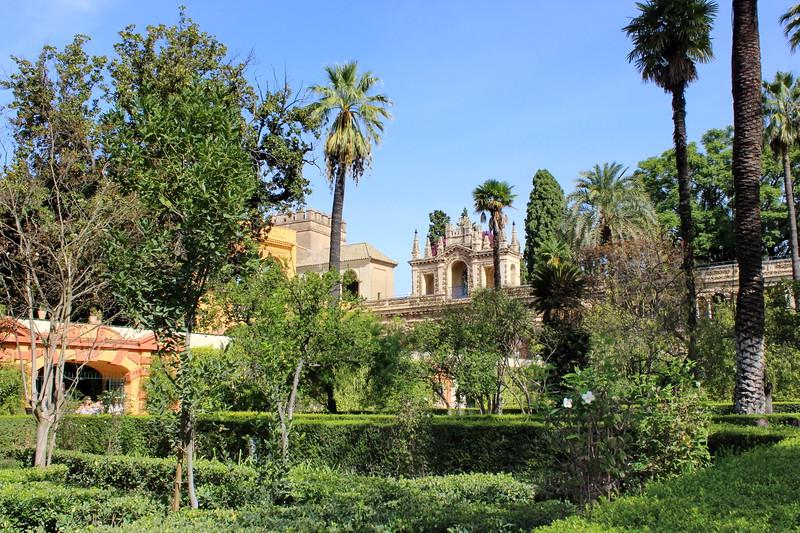 Royal Gardens Landscape