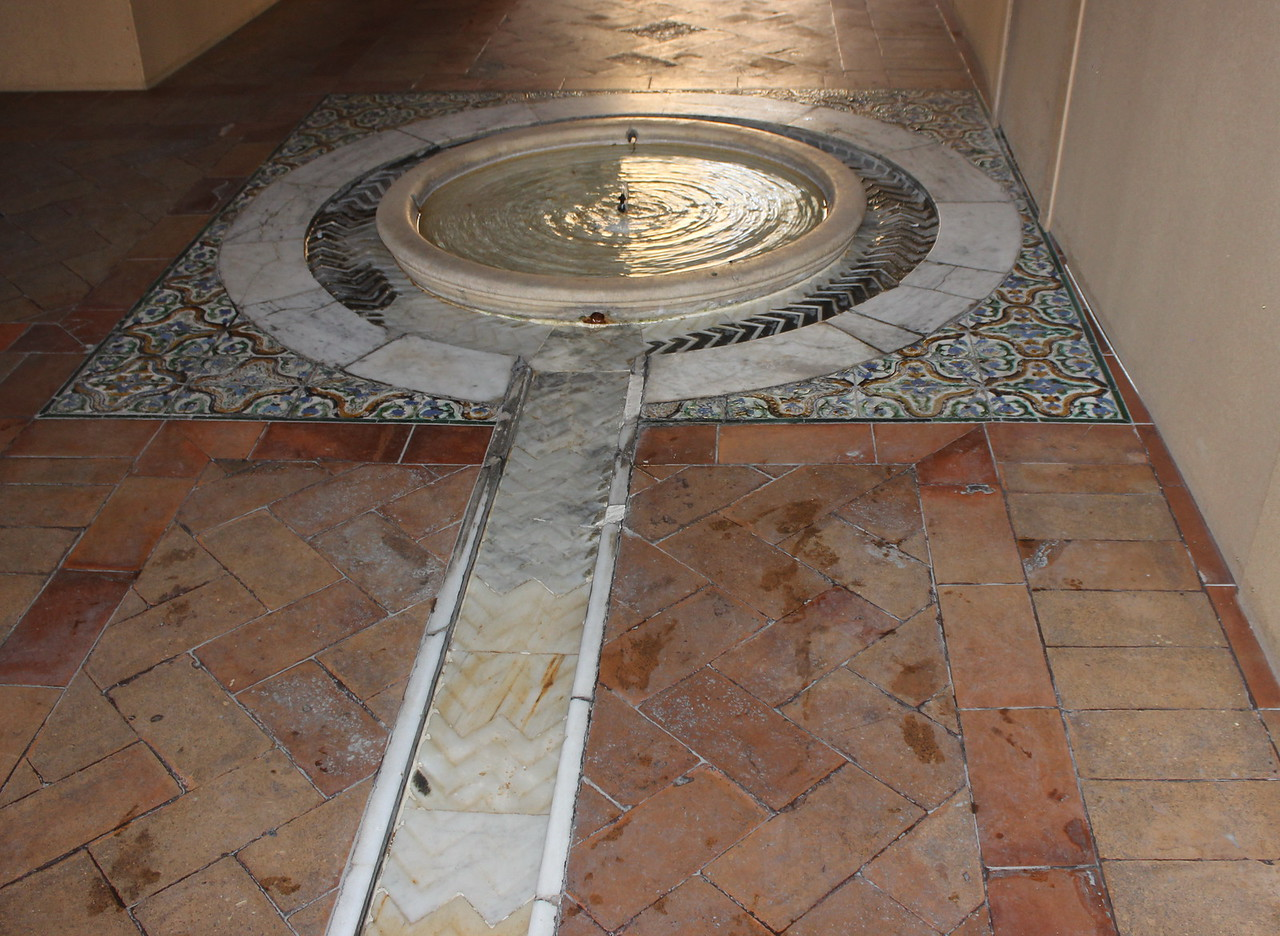Floor Fountain