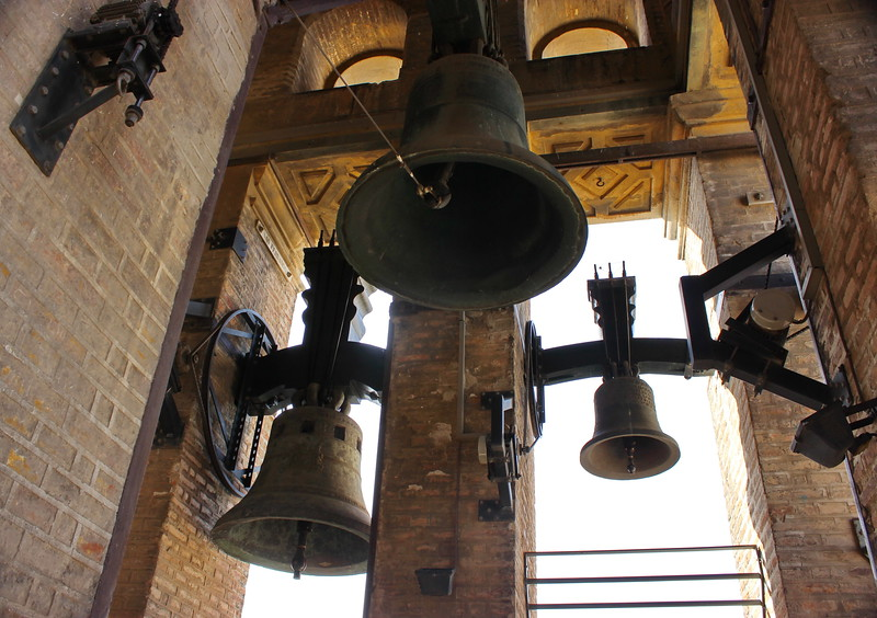 Bells in La Giralda