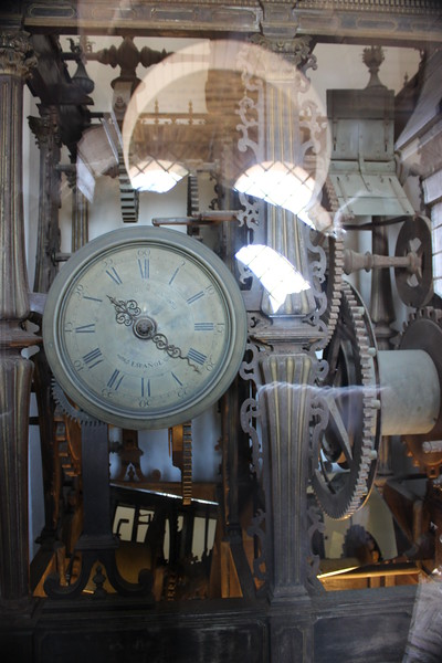 Giralda Clock Chamber