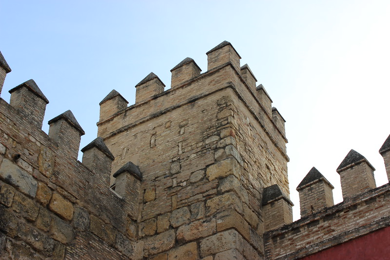 Real Alcazar Tower