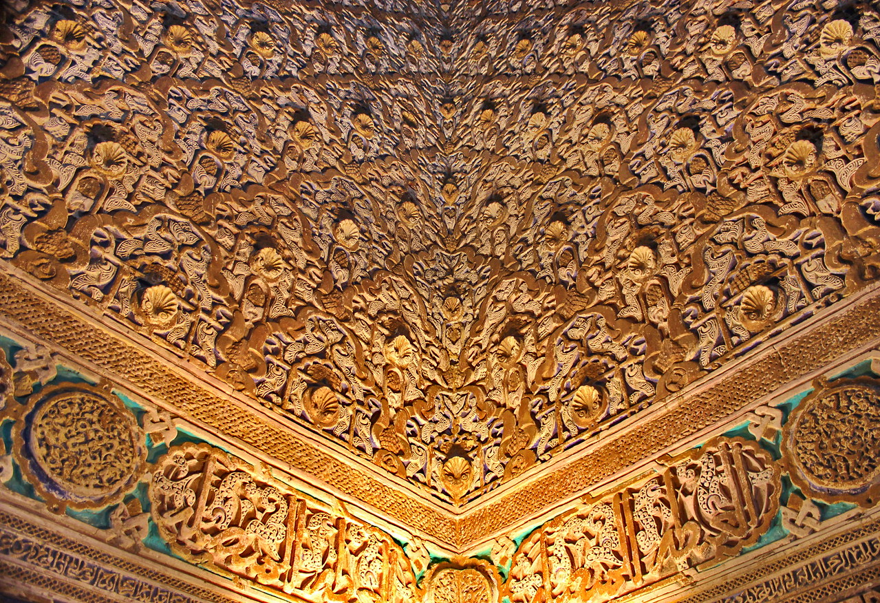 Hall of Ambassadors Ceiling