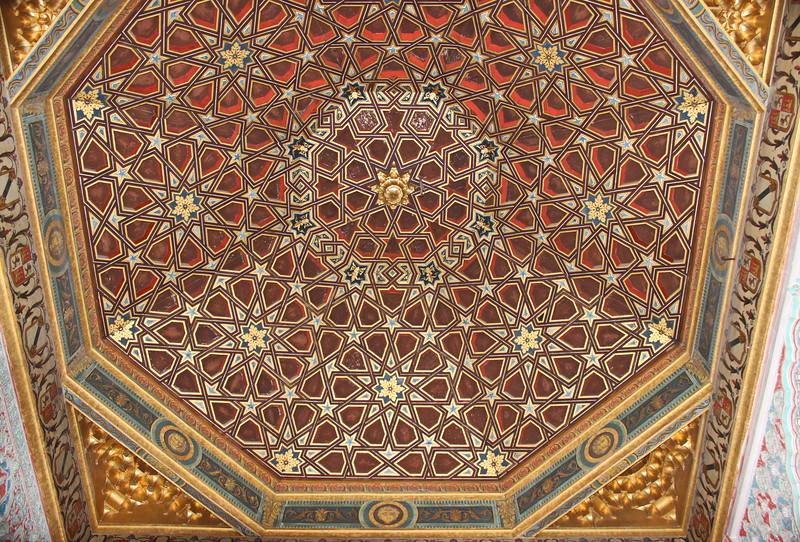 Felipe II Ceiling Room