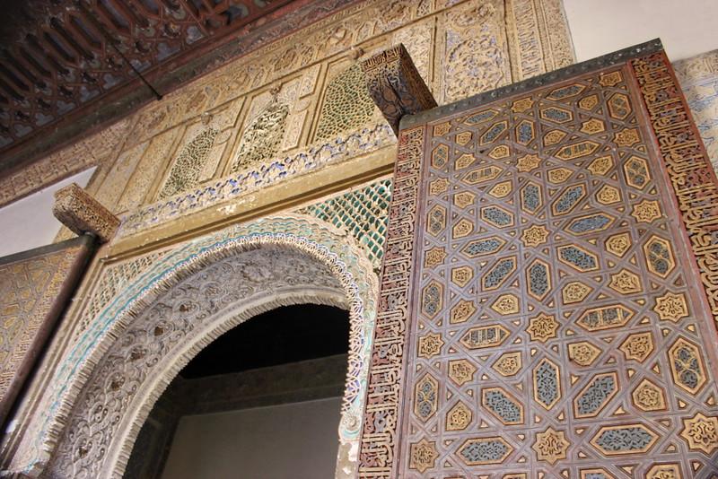Charles V Ceiling Room