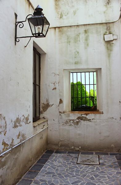 Interior Alcove