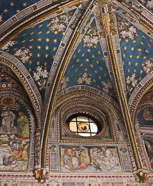 San Blas Chapel Ceiling