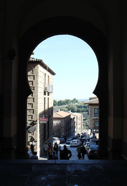 View from Plaza de Zocodover