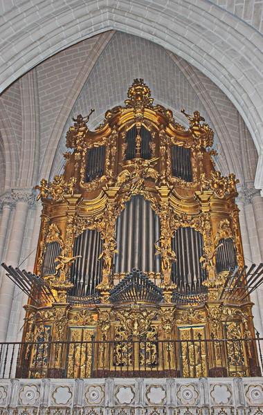 Organ of the Emperor