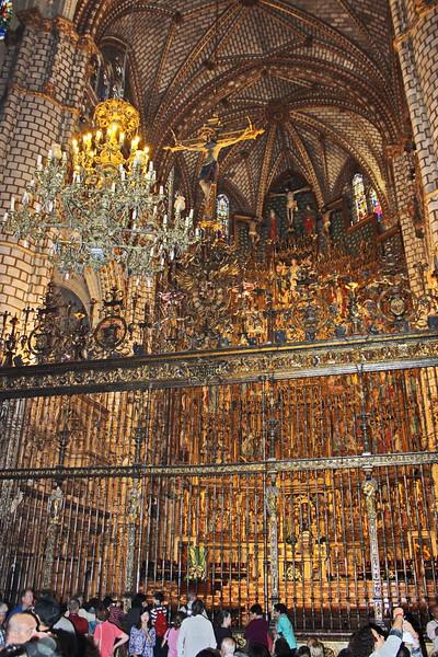 Altar Grille