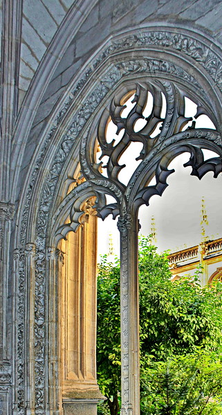 Cloister Archway