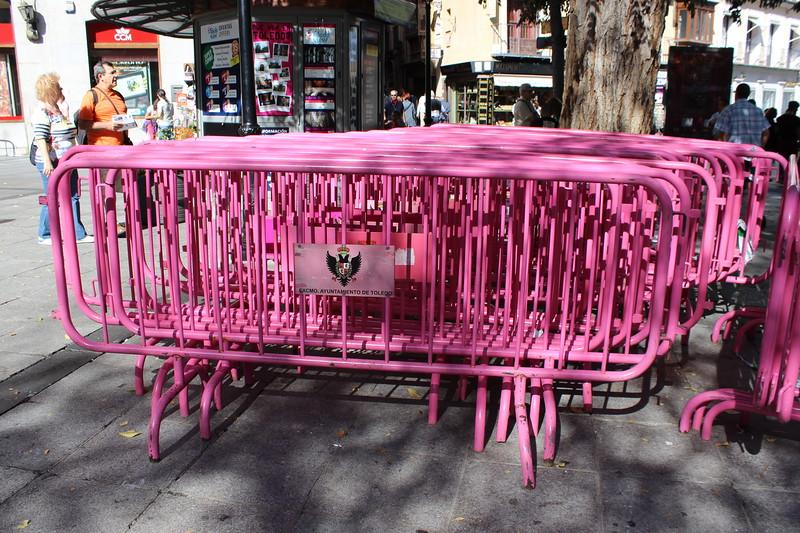 Pink Barridades