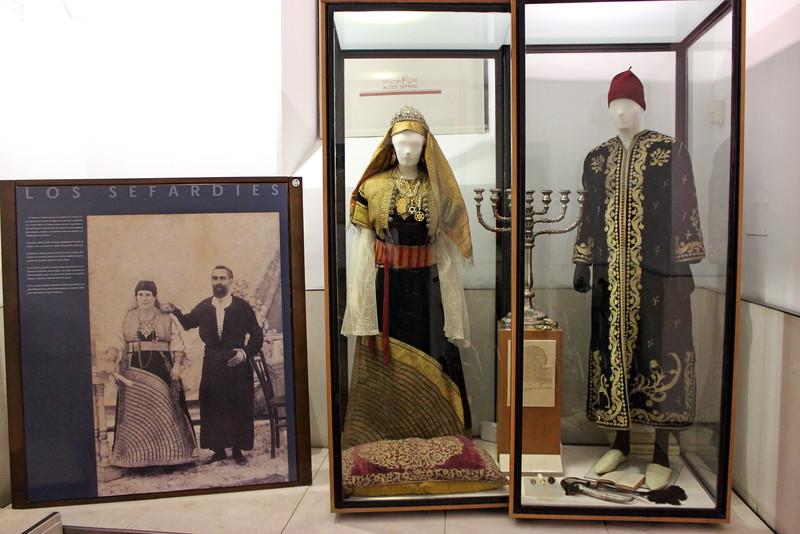 Historic Sephardic Attire