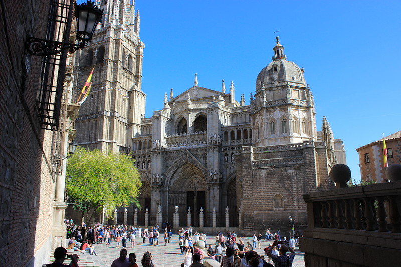 Toledo Cathedral and Plaza
