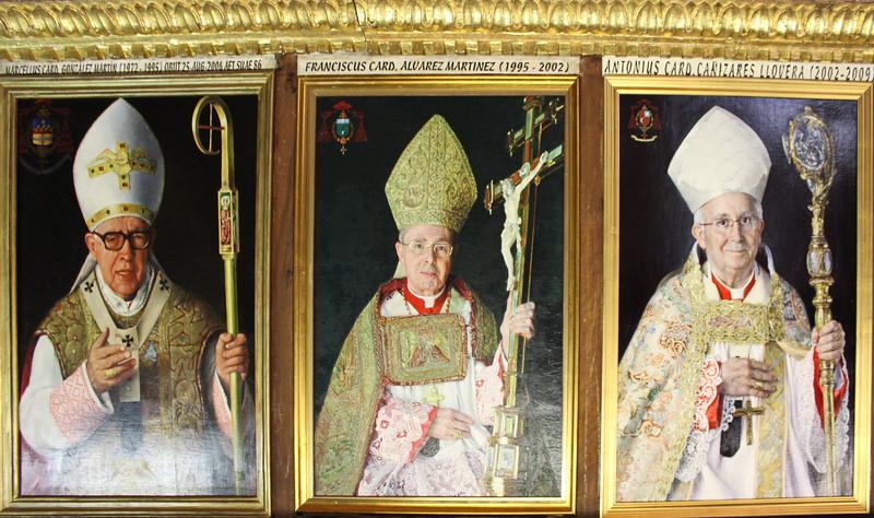 Portraits of Cardinals