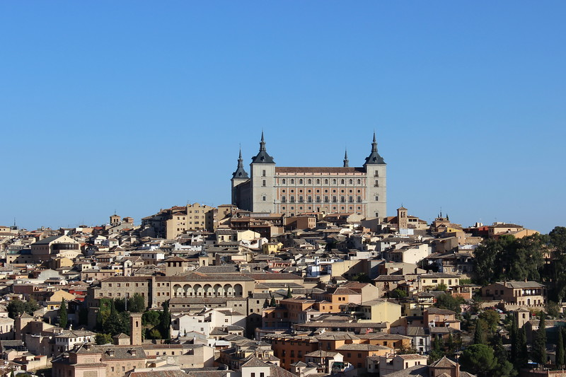 City of Toledo and Alcazar
